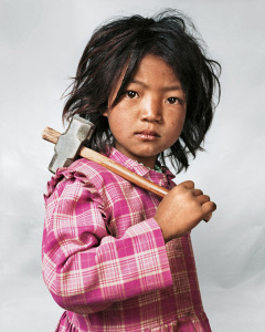 Indira, 7 years old