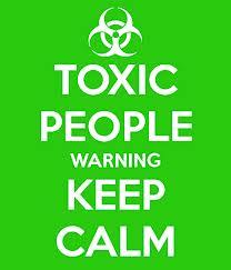 Toxic Keep Calm