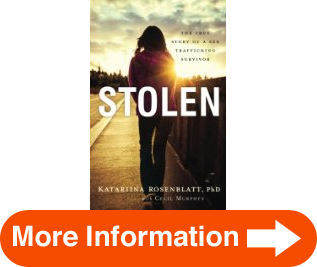 Thoughts Stolen The True Story of a Sex Trafficking Survivor